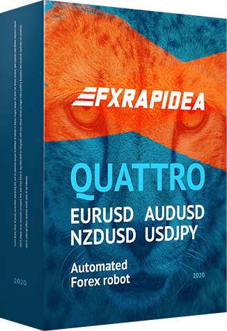 FXRapidEA QUATTRO is very stable EA who compatible with all brokers
